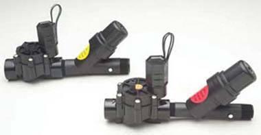 Electroválvula con filtro regulador