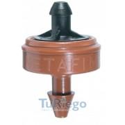 Goteros autocompensantes PCJ 1,2 L/H color marrón
