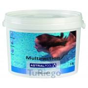 Multi-action granular antialgas y microorga nismos