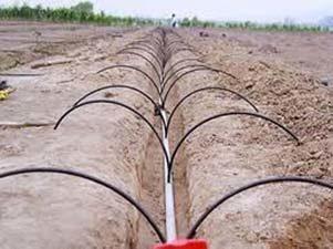Tubo goteo agrícola