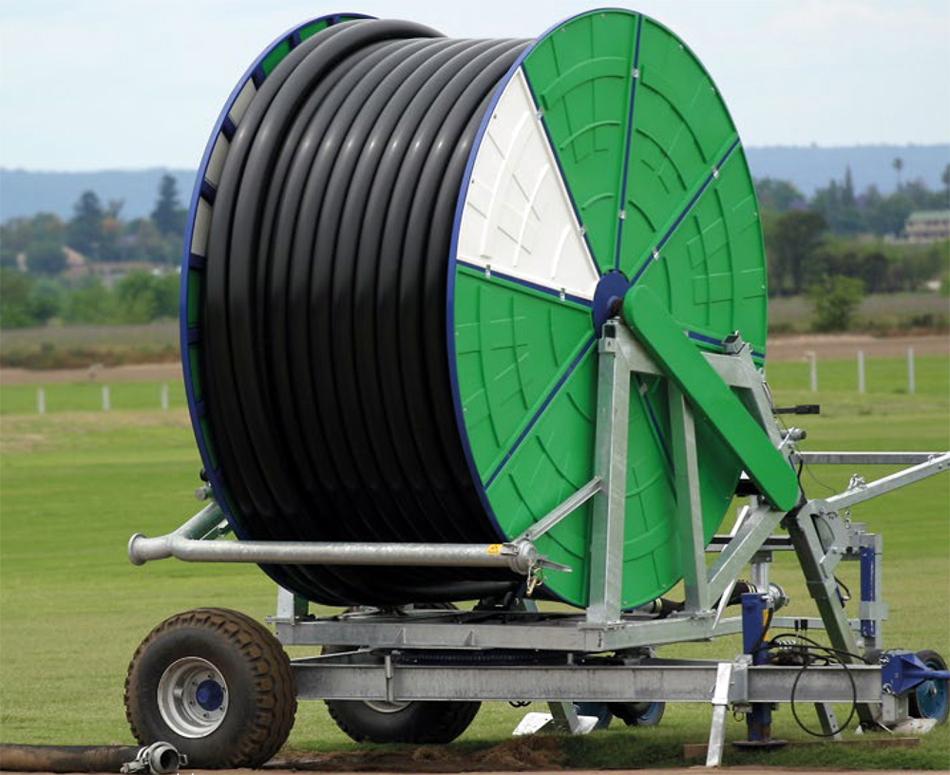 Tubo PE para Enrrolladores y Pivots uso agrícola