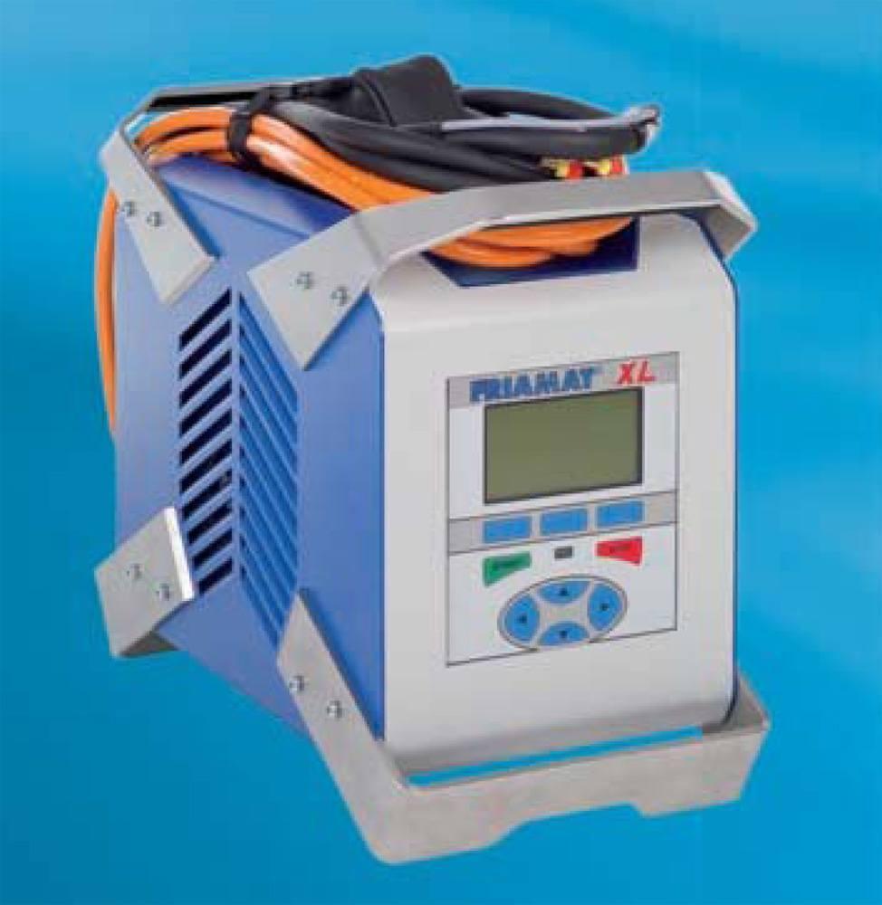 Máquinas para soldadura de tubería PE de alta densidad FRIAMAT