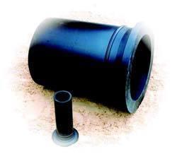 Accesorios de bridas tubos PE y PVC