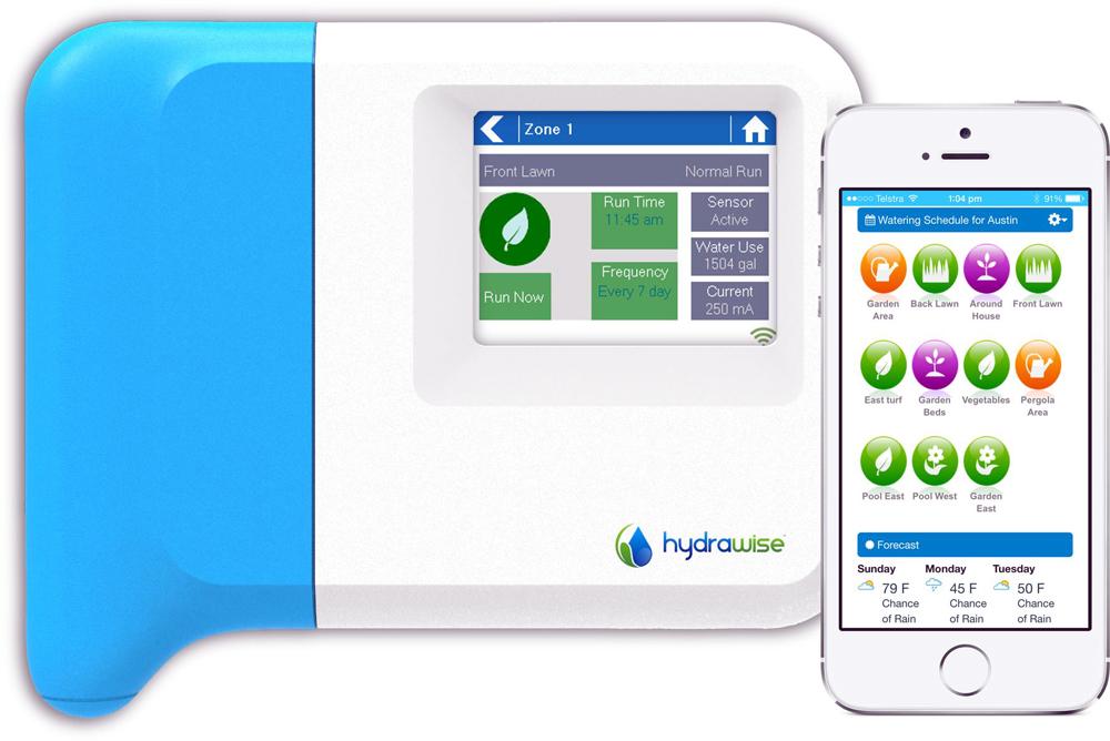 Sistema telegestión mediante vía WIFI por Smartphone ó Tableta