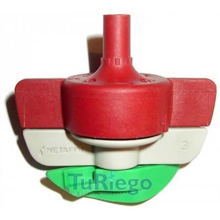 Microaspersor SPINNET VERDE 120 L/H