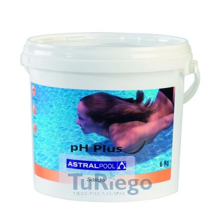 Incrementador de pH sólido