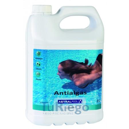 Antialgas bactericida y fungicida