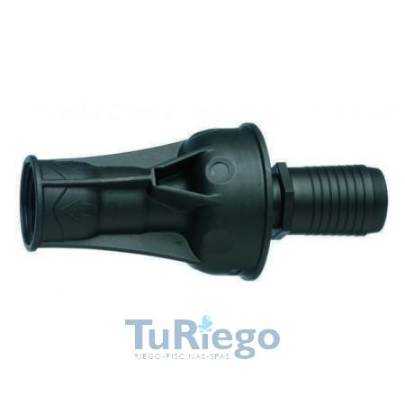 Válvula Antidrenante LPD para laterales de riego