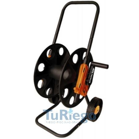 Carro portamangueras Quick-click de 50/60 m.