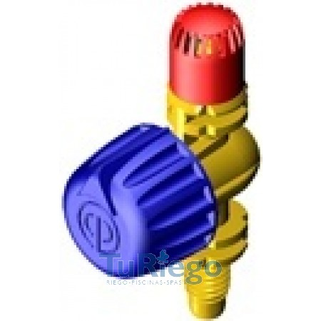 Microdifusor IDRA ajustable 360 ° x 18 chorros
