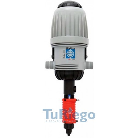 "Inyector dosificación variable MIXRITE 12502 rosca macho 3/4"" ON/OFF (con válvula)"
