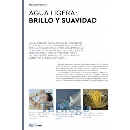 ATH Catálogo Descalcificación, doméstica e Industrial
