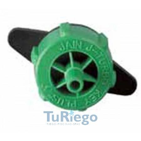 Gotero botón J-Turbo Key Plus 14 l/h.
