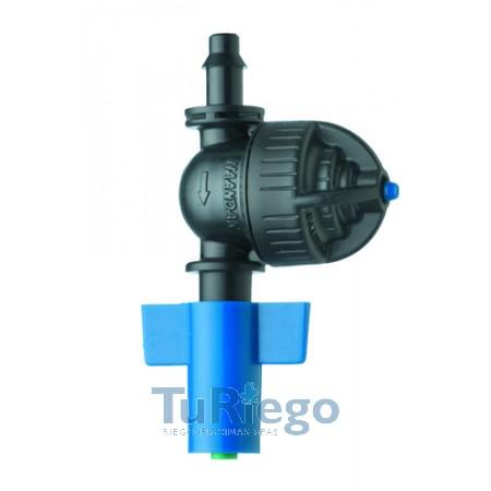 Boquilla GREEN MIST nebulizador y humidificador y válvula antidrenaje