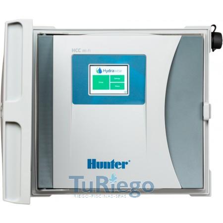 Programador HCC-800-PL caja mural plástica