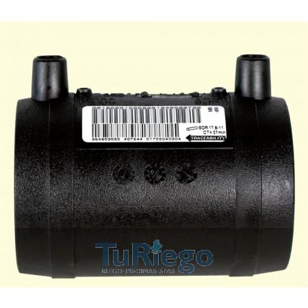 Manguito electrosoldable tubo PE