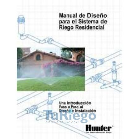 Manual diseño riego residencial HUNTER