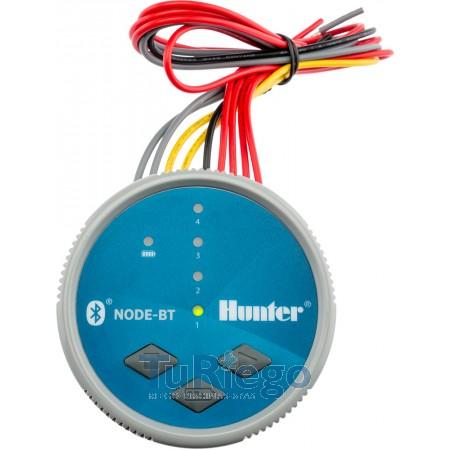 Programador HUNTER autónomo NODE-BT-400 por Bluetooth