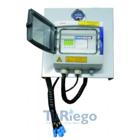 Unidad control FBC automatización FILTROS AZUD