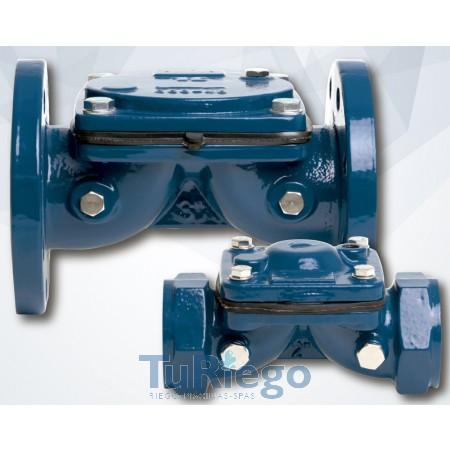 Válvulas hidraúlicas básicas metálicas