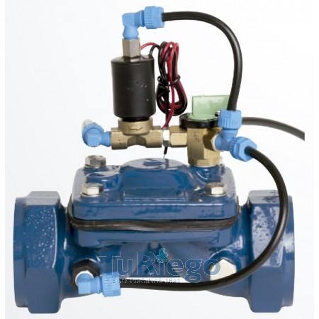 Válvulas hidraúlicas metálicas equipadas como ELECTROVALVULA