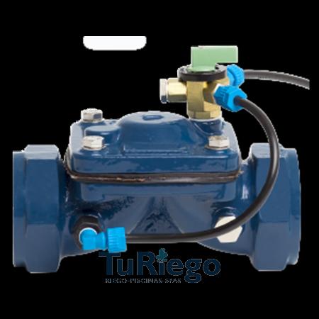 Válvulas hidraúlicas metálicas con mando manual