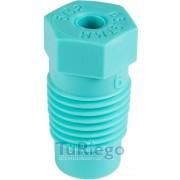 Boquilla principal roscada de plástico 3PRN