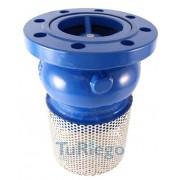 Válvula retención de pie con filtro