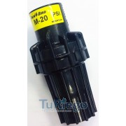 Regulador presión PSI-M20