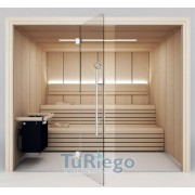 Sauna prefabricada INNSBRUCK