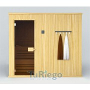 Sauna prefabricada CLASSIC