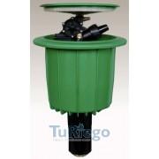 """Aspersor cañón emergente de turbina PLAYGROUND de 2"""""""