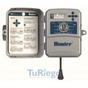 Programador eléctrico Hunter X2 WIFI para exterior
