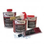 Adhesivo para tuberías de PVC