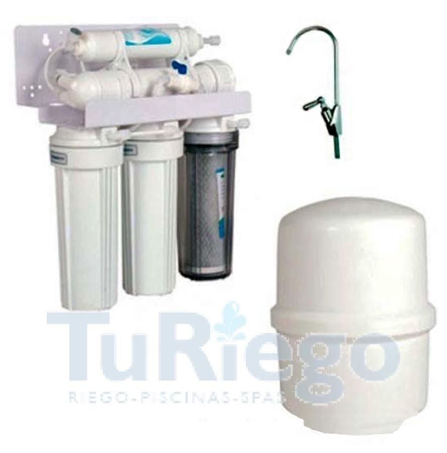 Osmosis inversa dom stica idrapure 5 for Osmosis inversa domestica